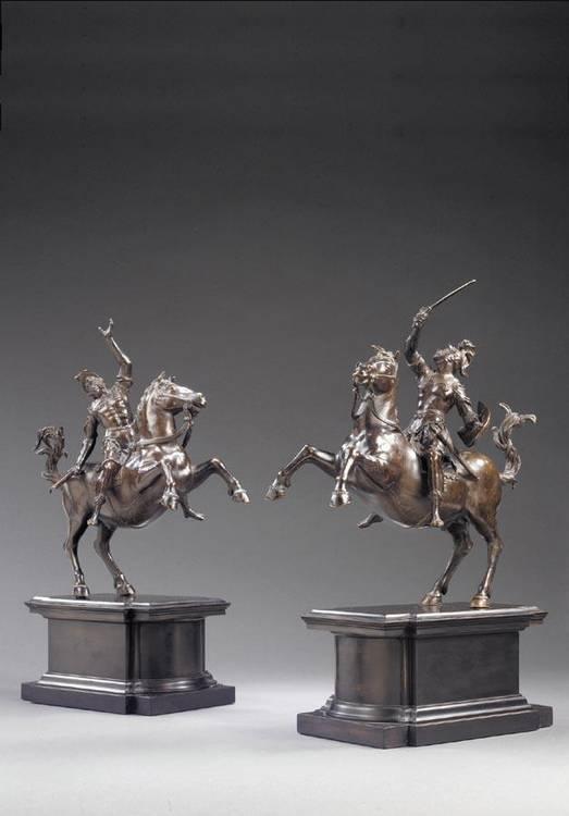 FRANCESCO BERTOS (ACTIVE 1693-1739) VENETIAN, FIRST HALF 18TH CENTURY