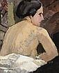 ARMAND APOL BELGIAN 1879-1950 FEMALE NUDE, Armand Adrien Marie Apol, Click for value