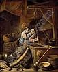HERMAN SAFTLEVEN ROTTERDAM 1609 - 1685 UTRECHT, Herman Saftleven, Click for value