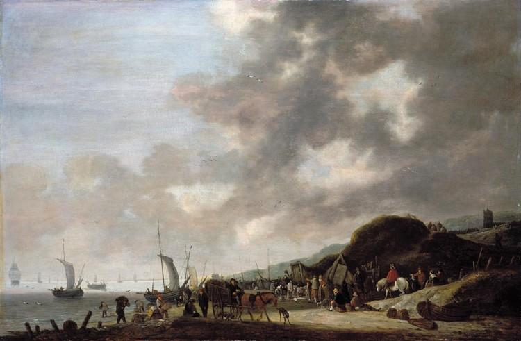 HENDRICK DE MEIJER CIRCA 1620-BEFORE 1698