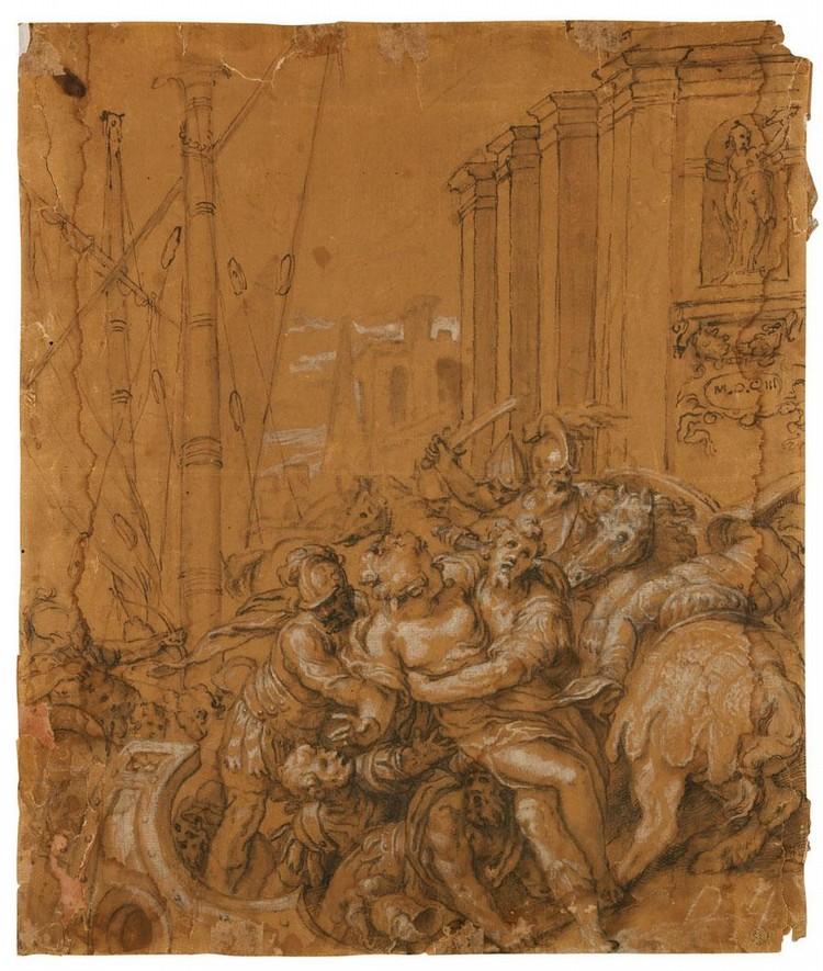ORAZIO FARINATI 1559-POST 1616