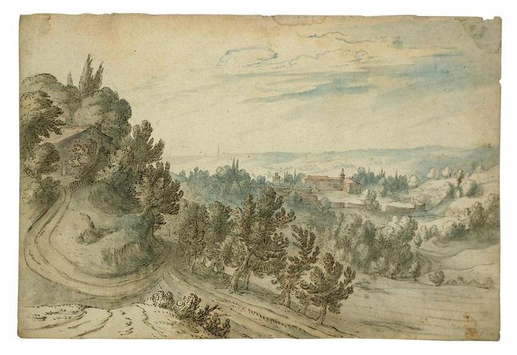 PAUWELS VAN HILLEGAERT 1596-1640