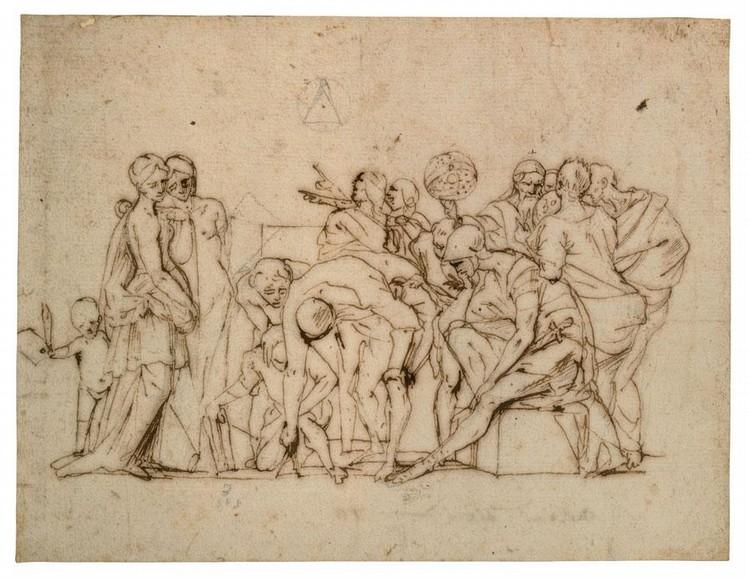 PIETRO TESTA 1612-1650
