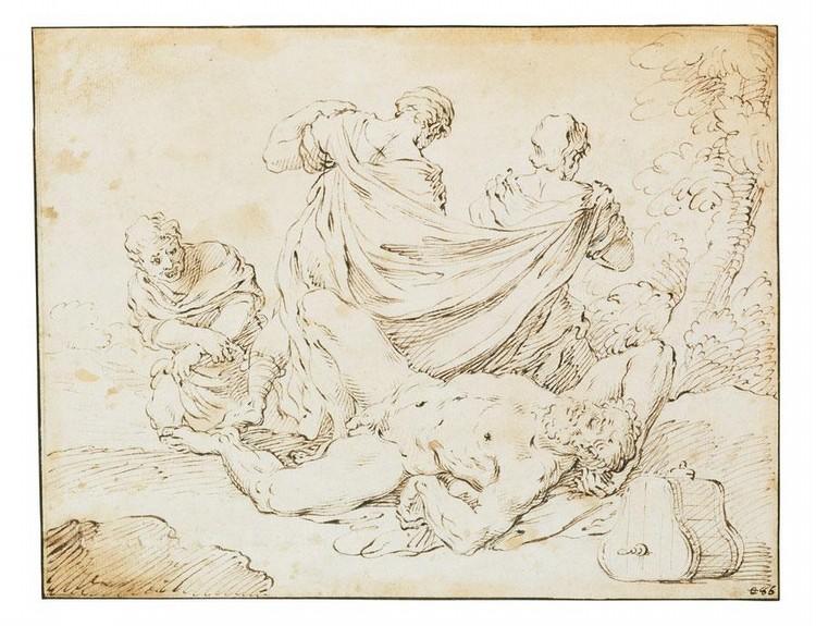 GIUSEPPE MARIA MITELLI 1634-1718