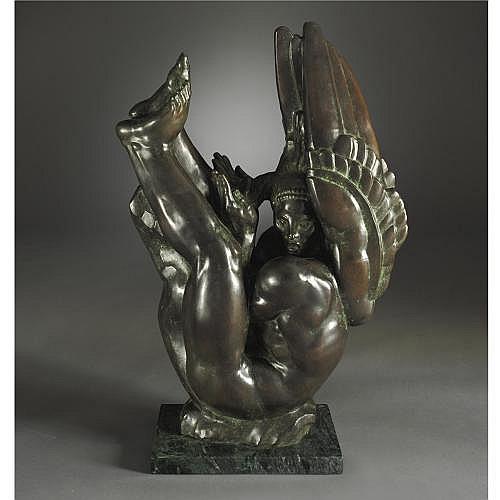 Donald De Lue (1897-1988) , Icarus