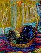 Pierre Bonnard1867-1947 PANIER DE FRUITS, Pierre Bonnard, Click for value