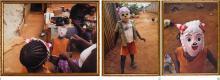 PASCALE MARTHINE TAYOU | Kids Mascarade I, II, III
