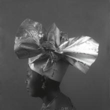 J.D. 'OKHAI OJEIKERE | Untitled HG-0503-04, Headties Series, 1975