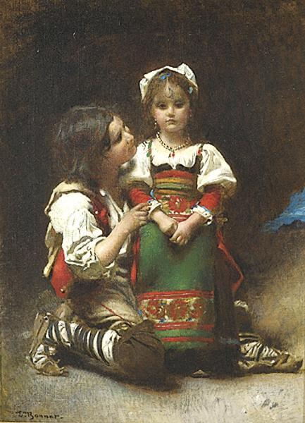 LÉON-JOSEPH-FLORENTIN BONNAT 1833-1922