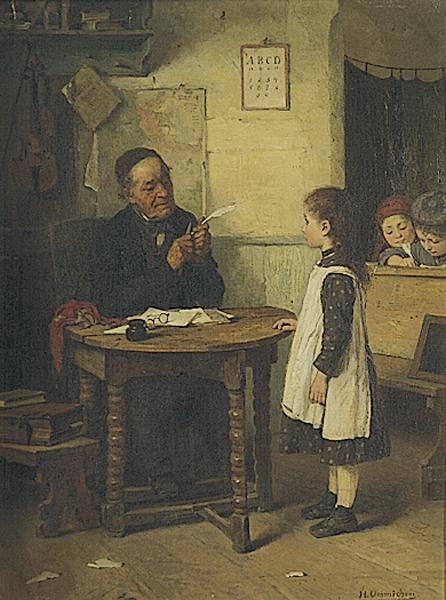 HUGO OEHMICHEN 1843-1933
