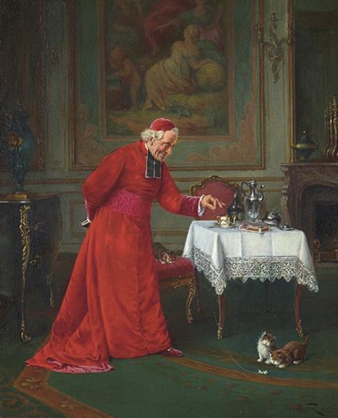 ALFRED WEBER 1859 - 1922
