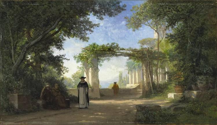 AUGUSTE-PAUL-CHARLES ANASTASI (PARIS 1820 - 1889)