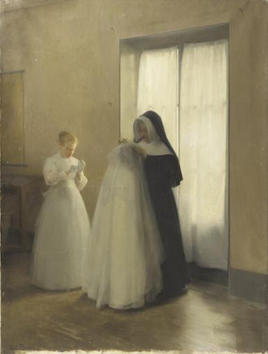 PAUL THOMAS (PARIS 1859 - 1910)