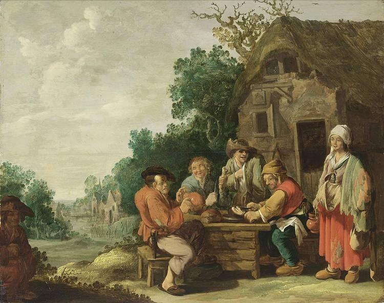 ANDRIES BOTH UTRECHT CIRCA 1612/13 - 1642 VENICE