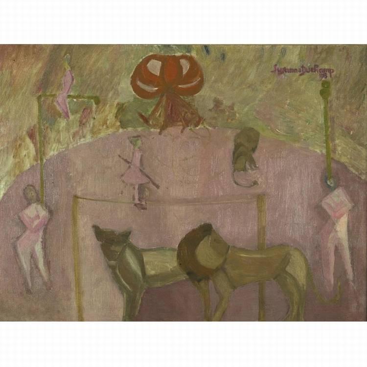 SUZANNE DUCHAMP 1889-1963
