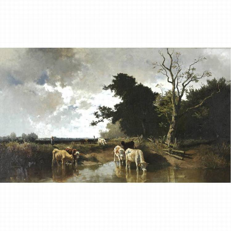 JOSEPH WENGLEIN 1845-1919