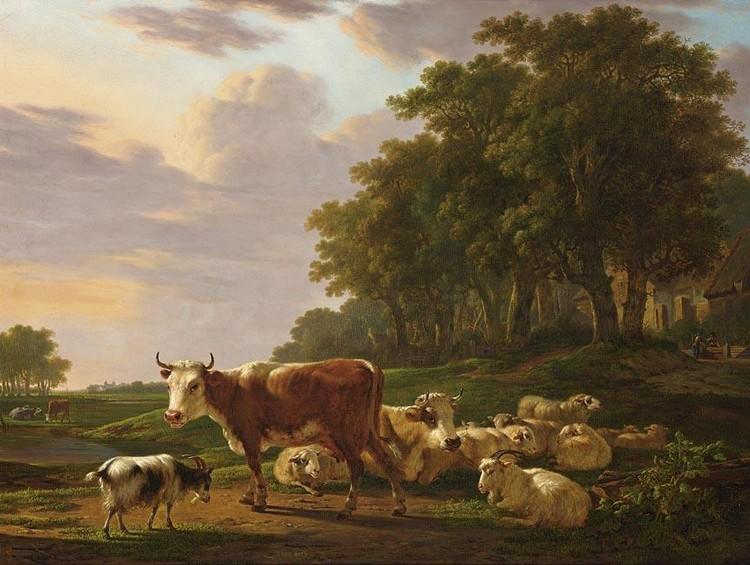 JACOB VAN STRIJ DORDRECHT 1756 - 1815