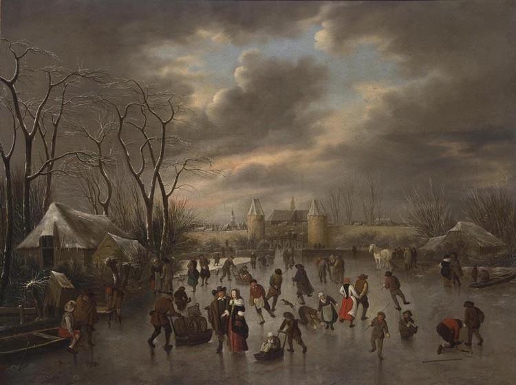 NICOLAES MOLENAER HAARLEM BEFORE 1630 - 1676
