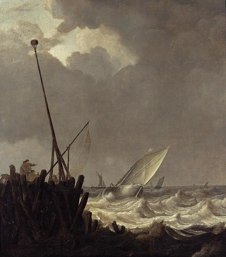 PIETER MULIER THE ELDER HAARLEM BETWEEN 1590-1615 - 1670