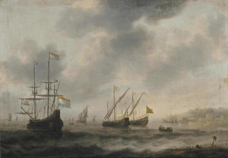 JACOB ADRIAENSZ. BELLEVOIS ROTTERDAM 1621 - 1676