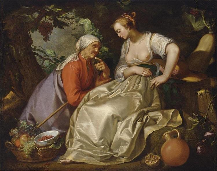 f - ABRAHAM BLOEMAERT GORINCHEM 1566 - 1651 UTRECHT