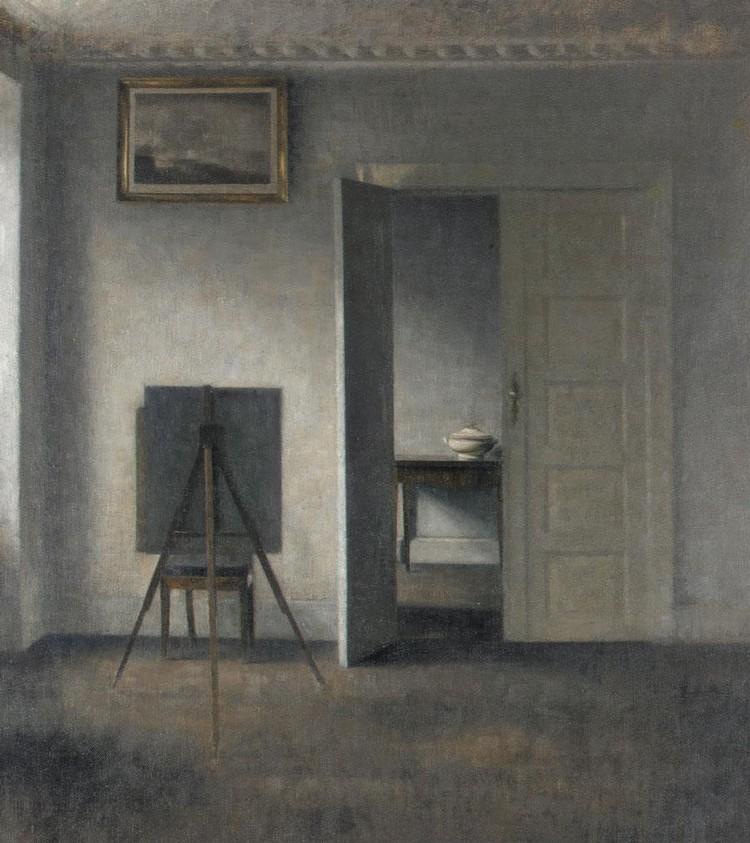 Vilhelm Hammershoi Artwork For Sale At Online Auction