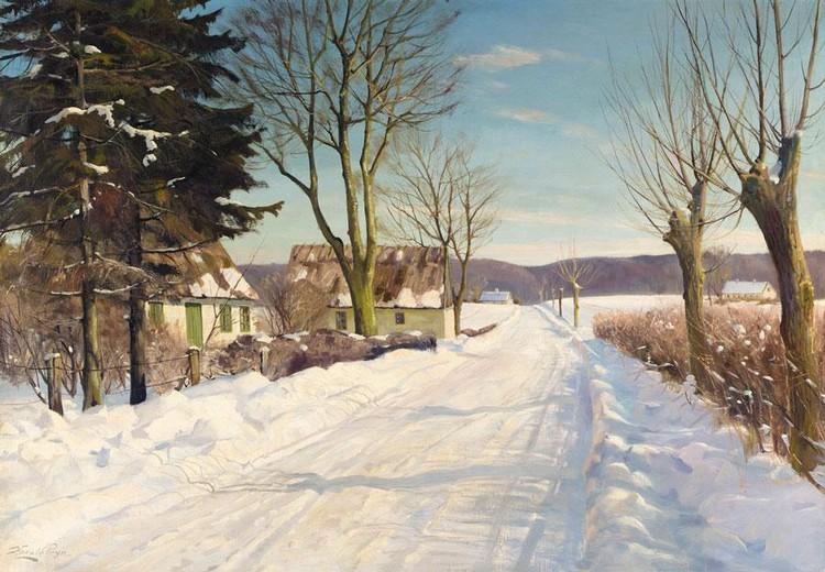 HARALD PRYN DANISH, 1891-1968
