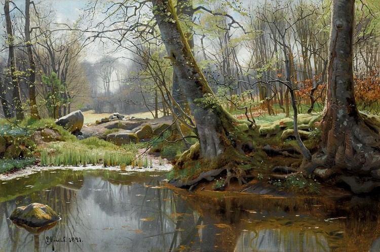 PEDER MØNSTED DANISH, 1859-1941