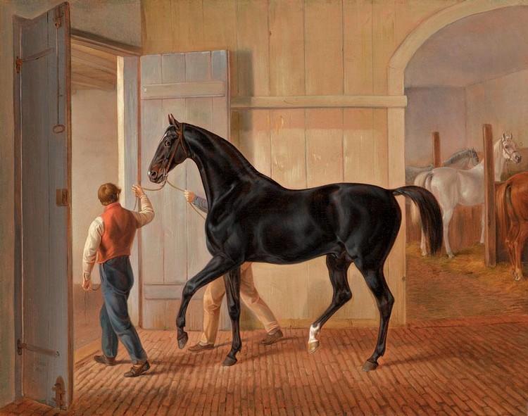 ALBRECHT ADAM GERMAN, 1786-1862