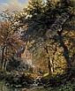 BAREND CORNELIS KOEKKOEK DUTCH, MIDDELBURG 1803 - 1862 CLEVES, Barend Cornelius Koekkoek, Click for value