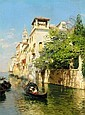 f - RUBENS SANTORO ITALIAN, 1859-1942, Rubens Santoro, Click for value