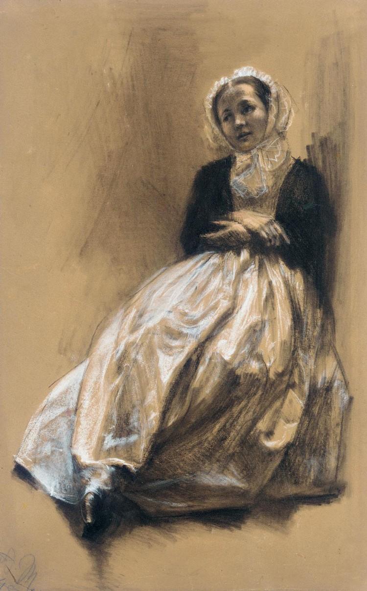 ADOLPH VON MENZEL GERMAN, 1815-1905