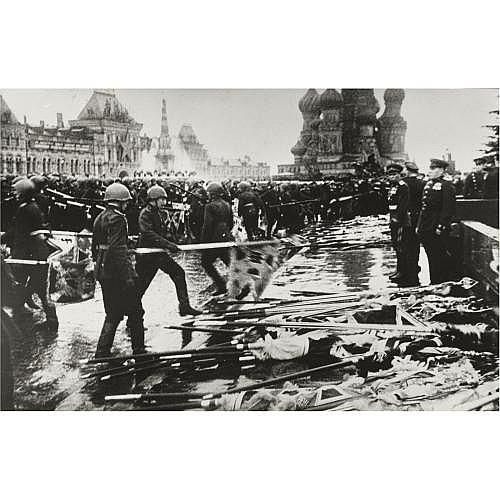 e - Max Vladimirovitch Alpert, 1899-1980 , Victory Parade, 1945