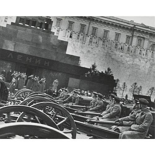 e - Georgi Zelma, 1906-1984 , Parade, Moscow, 1939