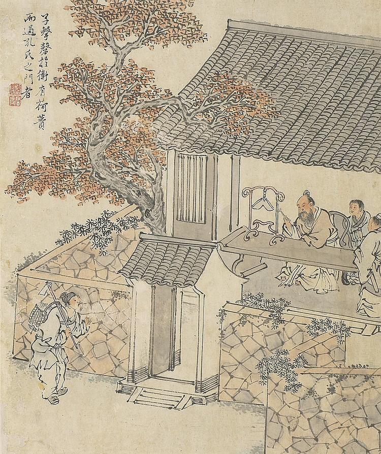 ZHANG HONG 1577-1662