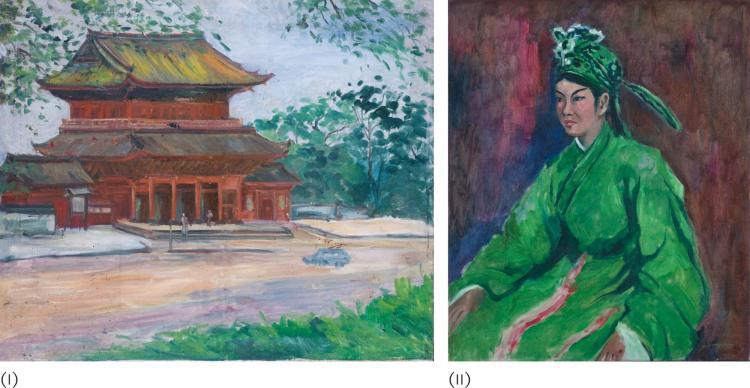 SUN YEE | (i) Traditional Architecture<br />(ii) Chinese Opera