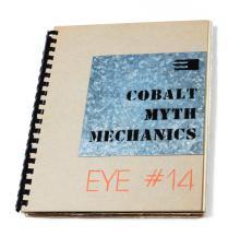 DAVID HAMMONS | Eye Magazine #14: Cobalt Myth Mechanics