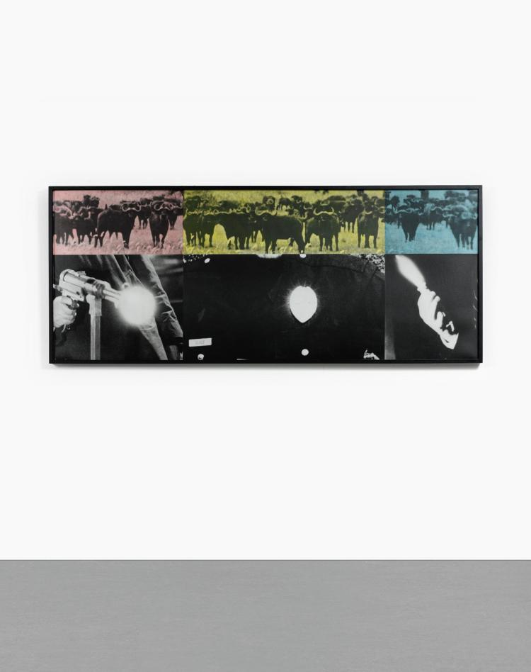 JOHN BALDESSARI | Gun/Badge/Knife