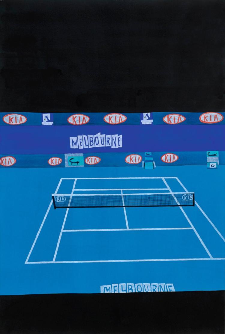 JONAS WOOD | Australian Open 10