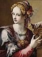 * MICHELE TOSINI, CALLED MICHELE DI RIDOLFO DEL GHIRLANDAIO FLORENCE 1503 - 1577, Michele Tosini, Click for value