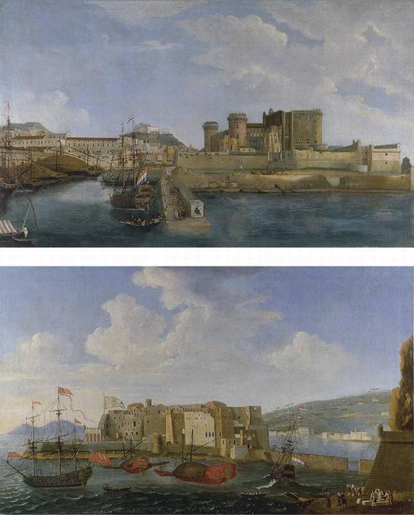 ATTRIBUTED TO GABRIELE RICCIARDELLI ACTIVE IN NAPLES IN THE 18TH CENTURY