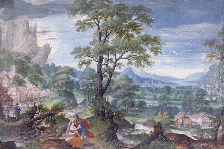 * FRANS BOELS DIED 1594