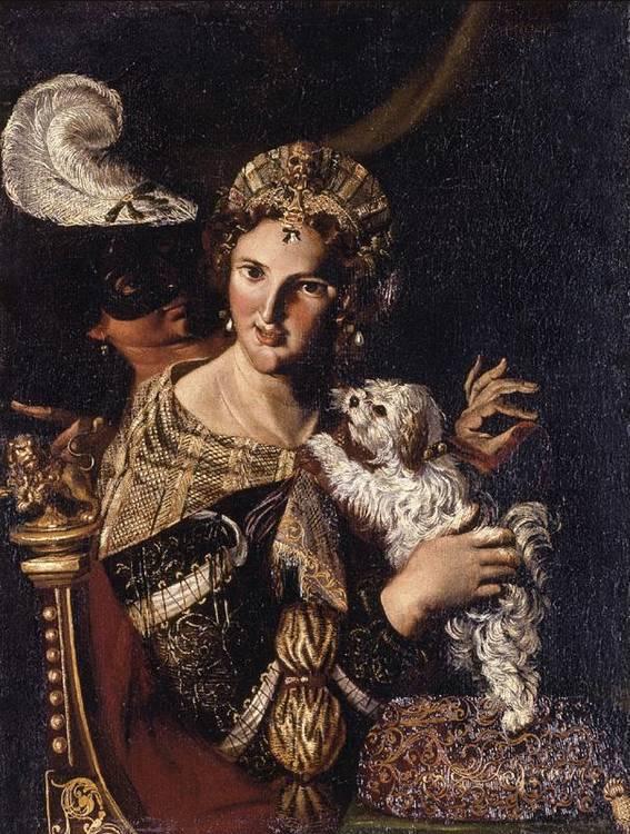 * ANGELO CAROSELLI ROME 1585 - 1652