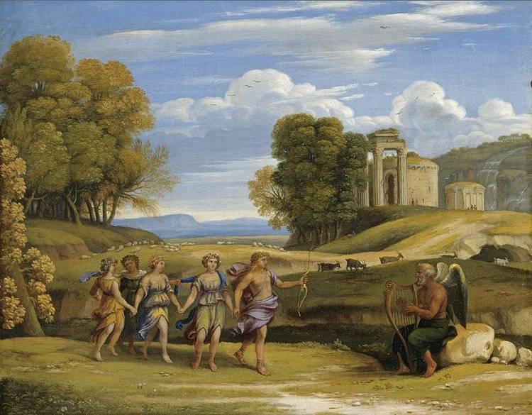 * CLAUDE GELLÉE, CALLED CLAUDE LORRAIN CHAMAGNE, LORRAINE 1604/5 (?) - 1682 ROME
