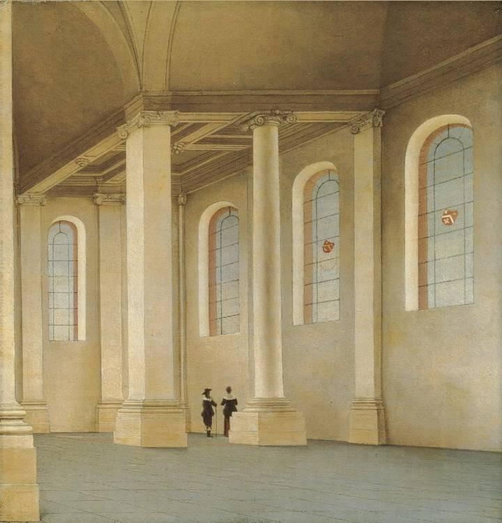 * PIETER JANSZ. SAENREDAM ASSENDELFT 1597 - 1665 HAARLEM