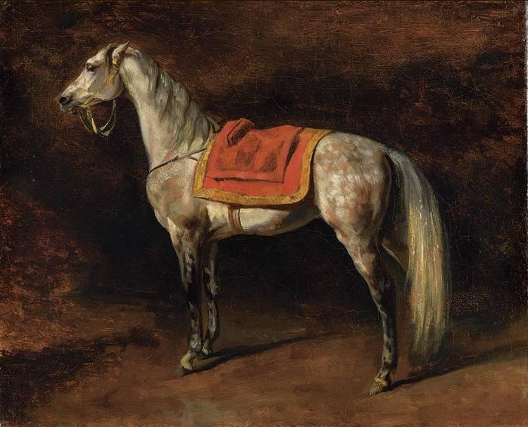 THEODORE GERICAULT, 1791-1824