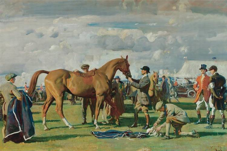 SIR ALFRED J. MUNNINGS, P.R.A., 1878-1959