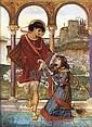 JOHN MELHUISH STRUDWICK 1849-1935, John Melhuish Strudwick, Click for value