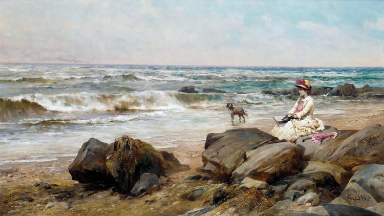 ALFRED GLENDENING JNR. 1861-1907