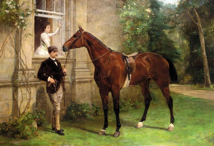 SAMUEL EDMUND WALLER 1850-1903